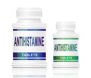 antihistamine  for pollen allergy